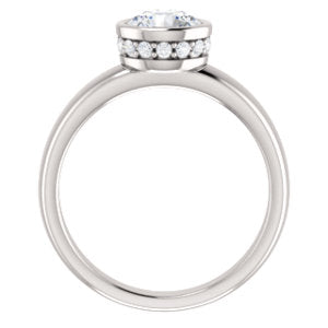 Crown Bezel Solitaire