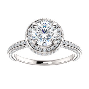 2-Sided Halo Ring