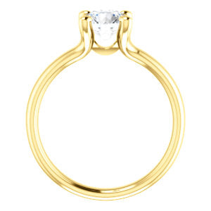 V-prong Solitaire, Size 7