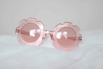 Kids Clear Pink Sunglasses
