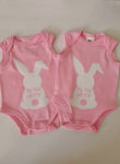 My First Easter Onesie Pink