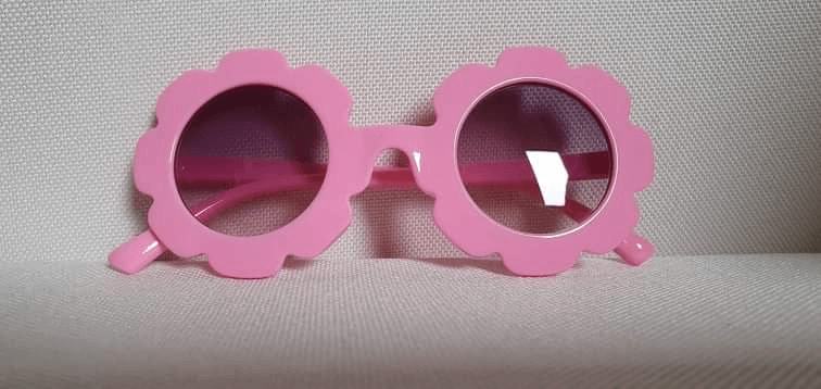 Kids Pink Sunglasses