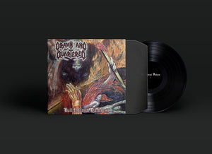 "DRAWN AND QUARTERED ""Hail Infernal Darkness"" (LP)"