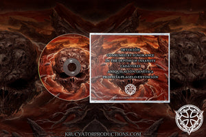 PULVERIZED - Monuments of Misanthropy (CD)
