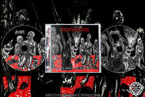 INFESTER - To The Depths, in Degradation+Darkness Unveiled  (2CDs)