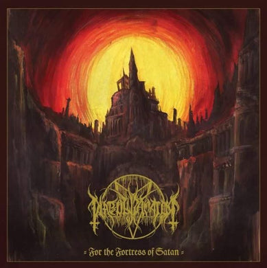 Diabolus Amator - For The Fortress Of Satan (CD)