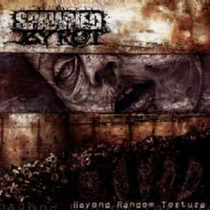 Spawned By Rot ‎– Beyond Random Torture (CD)