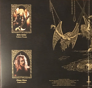 Hobbs Angel Of Death ‎– Heaven Bled (LP) Gold