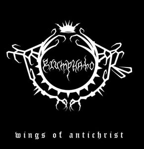 Triumphator ‎– Wings Of Antichrist (CD) Digipack