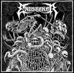 Endseeker ‎– Flesh Hammer Prophecy (CD)