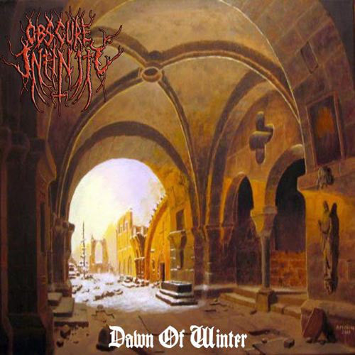 Obscure Infinity ‎– Dawn Of Winter (CD)