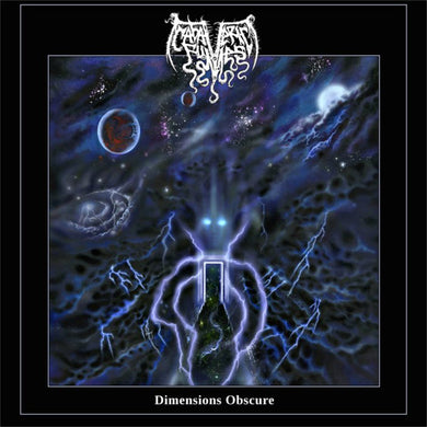 Cadaveric Fumes ‎– Dimensions Obscure (LP)