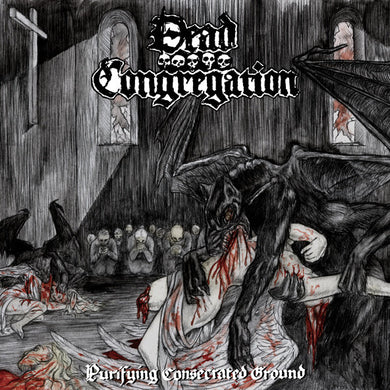Dead Congregation ‎– Purifying Consecrated Ground (CD)