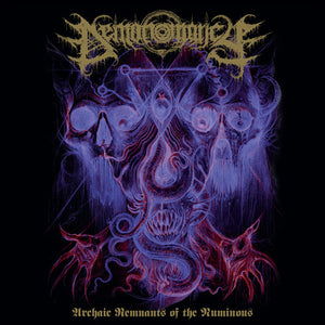 "Demonomancy/ Witchcraft  ‎""Archaic Remnants Of The Numinous / At The Diabolus Hour"" (CD)"