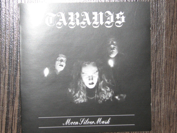 Taranis ‎– Moon Silver Mask (CD)