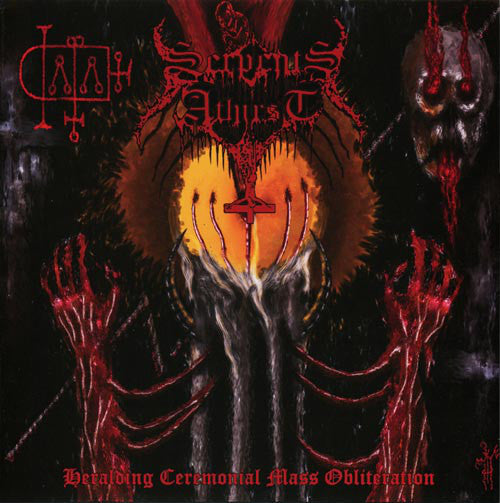 Serpents Athirst ‎– Heralding Ceremonial Mass Obliteration (CD)