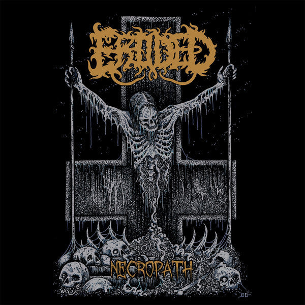 Eroded ‎– Necropath (CD)