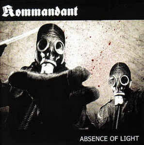 "Kommandant-  Nominon ‎– Absence Of Light  Impaling The Nazarene (7"" EP)"