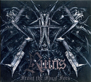 Ruins  ‎– Front The Final Foes (CD)