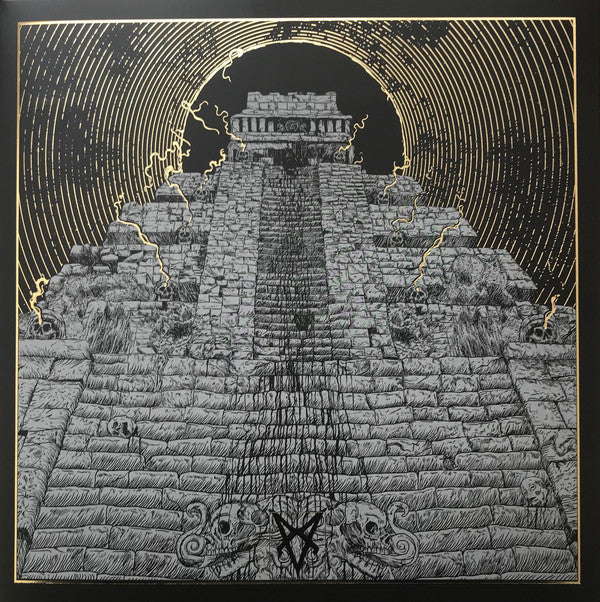 Vassafor ‎– Malediction (LP)