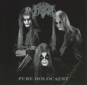 Immortal ‎– Pure Holocaust (CD)