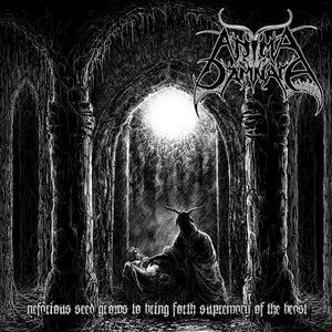 Anima Damnata ‎– Nefarious Seed Grows To Bring Forth Supremacy Of The Beast  (CD)