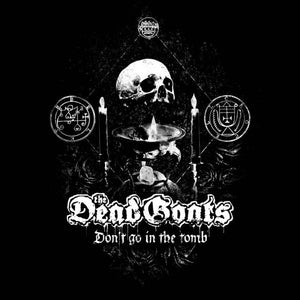 The Dead Goats ‎– Don't Go In The Tomb (CD) Digipack