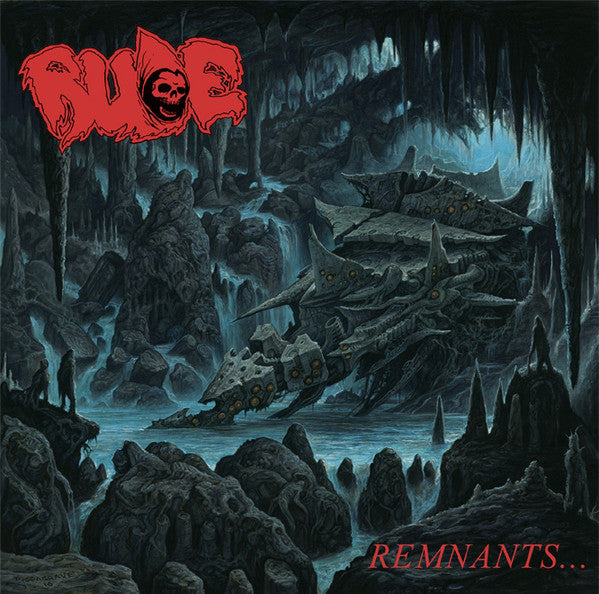 Rude  ‎– Remnants... (CD)