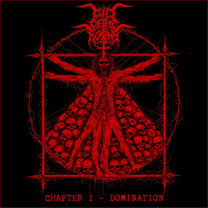 Cult Of The Horns ‎– Chapter I. Domination (CD)