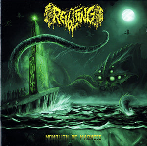 Revolting ‎– Monolith Of Madness (CD)