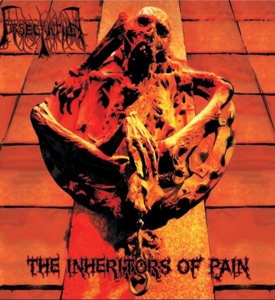 Obsecration ‎– The Inheritors Of Pain (CD)