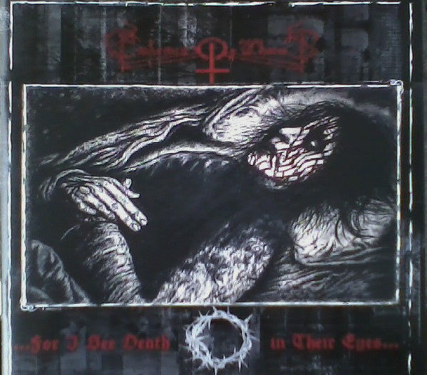 Embrace Of Thorns ‎– ...For I See Death In Their Eyes... (CD)