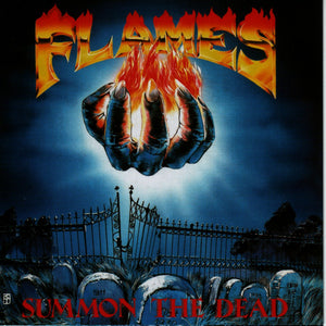 Flames ‎– Summon the dead (CD)