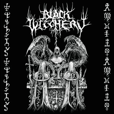 Black Witchery / Revenge  ‎– Holocaustic Death March To Humanity's Doom (CD)