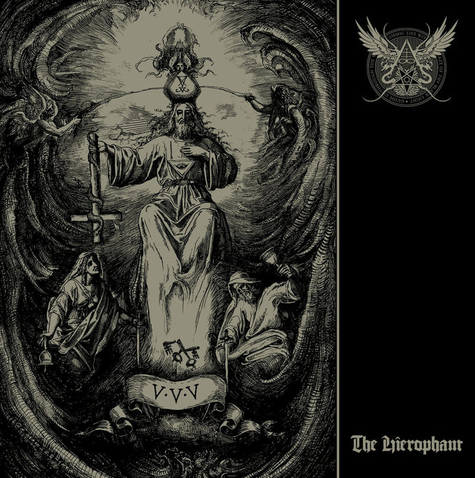 Blaze Of Perdition ‎– The Hierophant (CD)