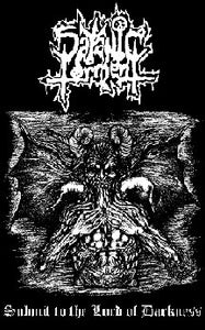 Satanic Torment ‎– Submit To The Lord Of Darkness (Tape)