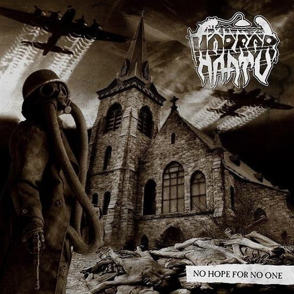 Horror Of Naatu - No Hope For No One (CD)