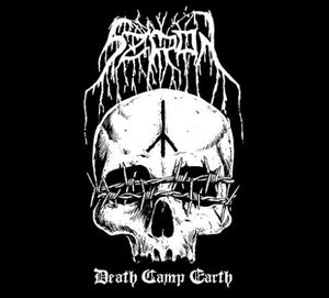 Szron ‎– Death Camp Earth (CD) Digipack