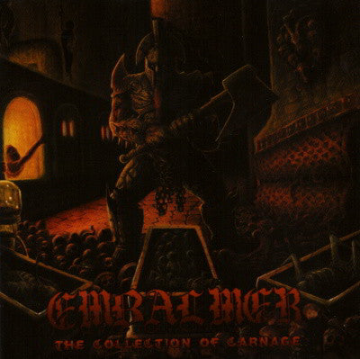 Embalmer ‎– The Collection Of Carnage (2CDs)