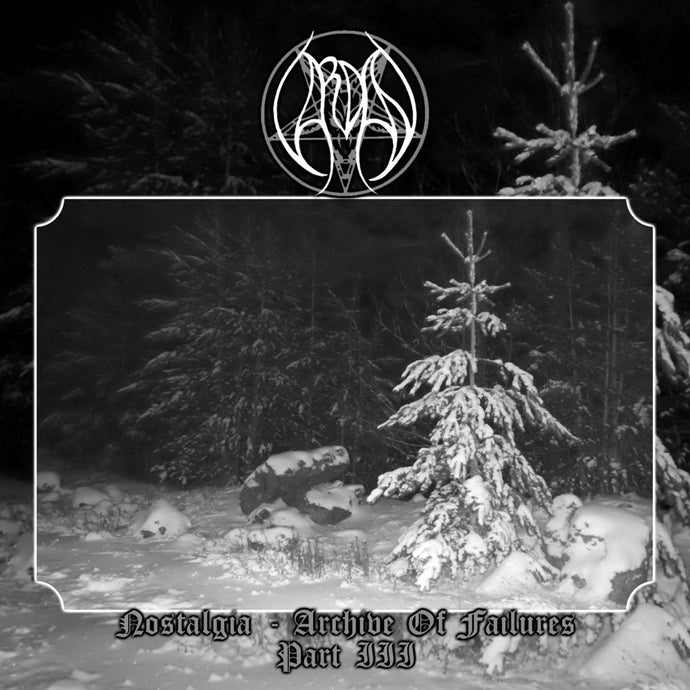Vardan - Nostalgia - Archive Of Failures Part III (CD)
