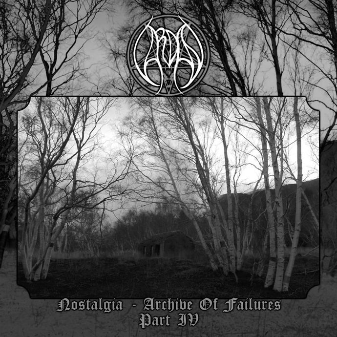 Vardan - Nostalgia - Archive Of Failures Part IV (CD)