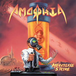 Amorphia  ‎– Merciless Strike (CD)