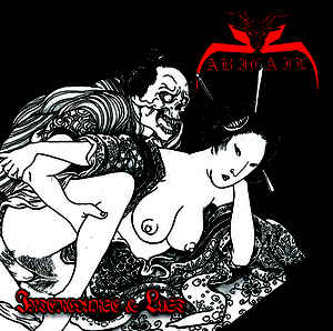 Abigail  ‎– Intercourse & Lust (CD)