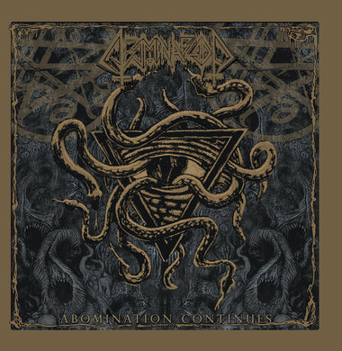 Abominablood ‎– Abomination Continues (CD) Jewel Case