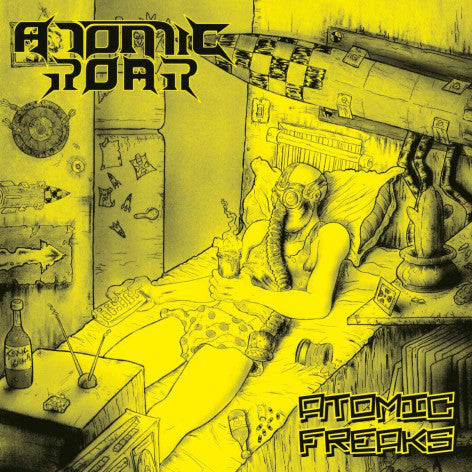 Atomic Roar ‎– Atomic Freaks (CD)