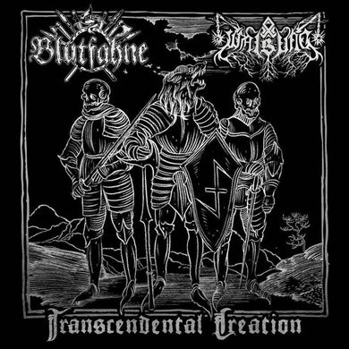 Blutfahne / Walsung ‎– Transcendental Creation  (CD) Digipack