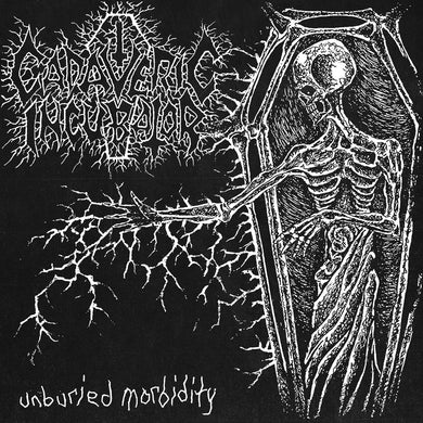 Cadaveric Incubator ‎– Unburied Morbidity (CD)
