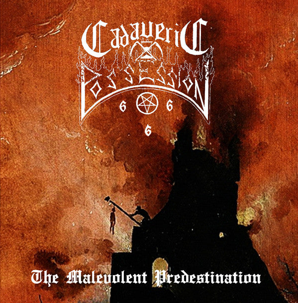 Cadaveric Possession ‎– The Malevolent Predestination (CD)