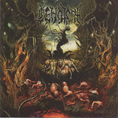 Cenotaph  ‎ Putrescent Infectious Rabidity (CD)