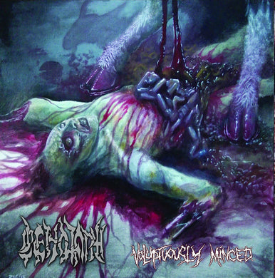 Cenotaph  ‎ Voluptuously Minced (CD)